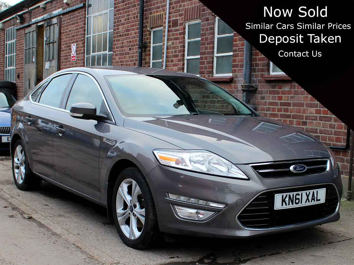 2011 Ford Mondeo Hatchback Facelift 2.0 Titanium 5dr Bronze Petrol Manual 70,000 1 Owner FSH KN61XAL