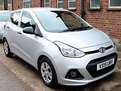2015 Hyundai i10 Hatchback 1.0 S Air Con 5dr 13,000 miles Full History 1 Owner VX15URV